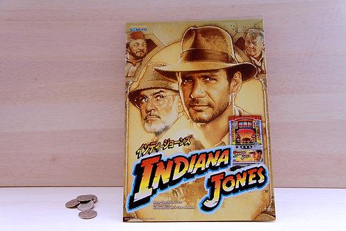 Brochure - Indiana Jones