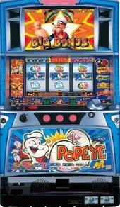 Clearance - Pachislot Popeye Brid (Sammy)