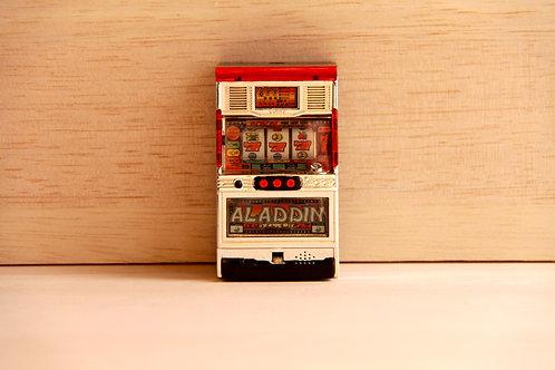 Miniature Pachislo Toy - Aladdin A (Sammy)