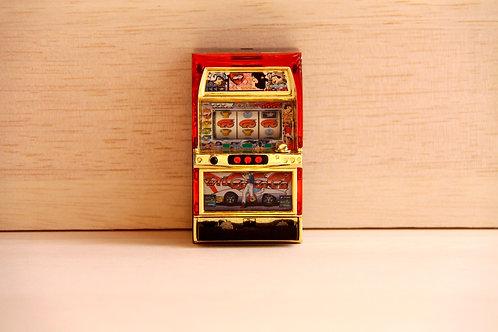 Miniature Pachislo Toy - Mach Go Go Go (Aristocrat)