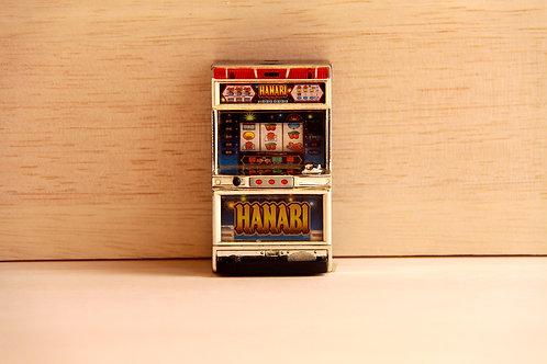 Miniature Pachislo Toy - Hanabi (Aruze)