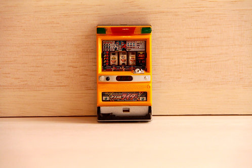 Miniature Pachislo Toy - Triple Rider (Sammy)