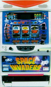 Space Invaders 2000 (Baltec)