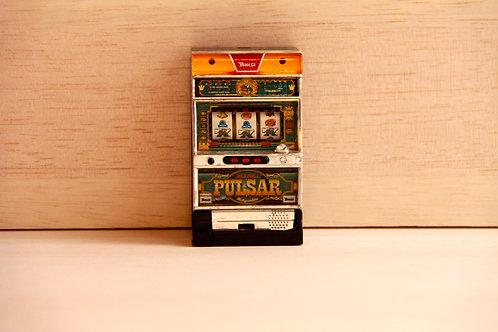 Miniature Pachislo Toy - King Pulsar (Yamasa)