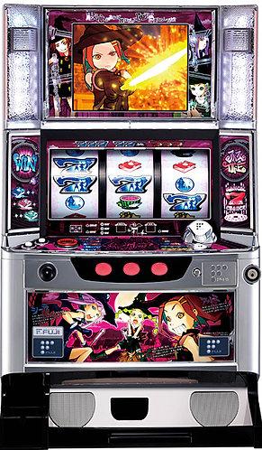Magical Slot Mahoushojotai Arusu (Fujishoji)