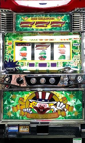 Clearance - New I'm Juggler EX-KT - Cristal Panel Green ver. (Kita Denshi)