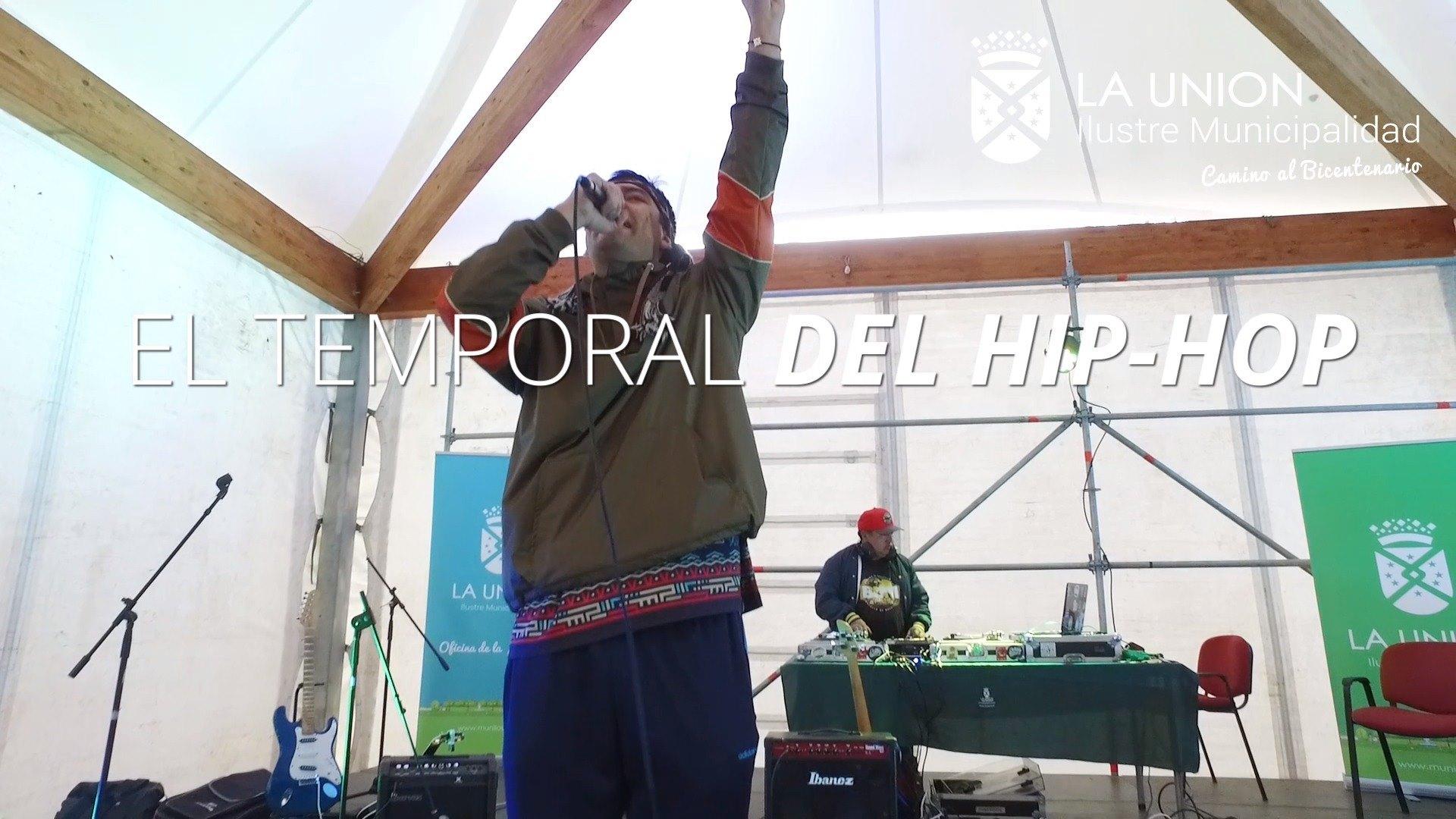 El TEMPORAL DEL HIP HOP 2019