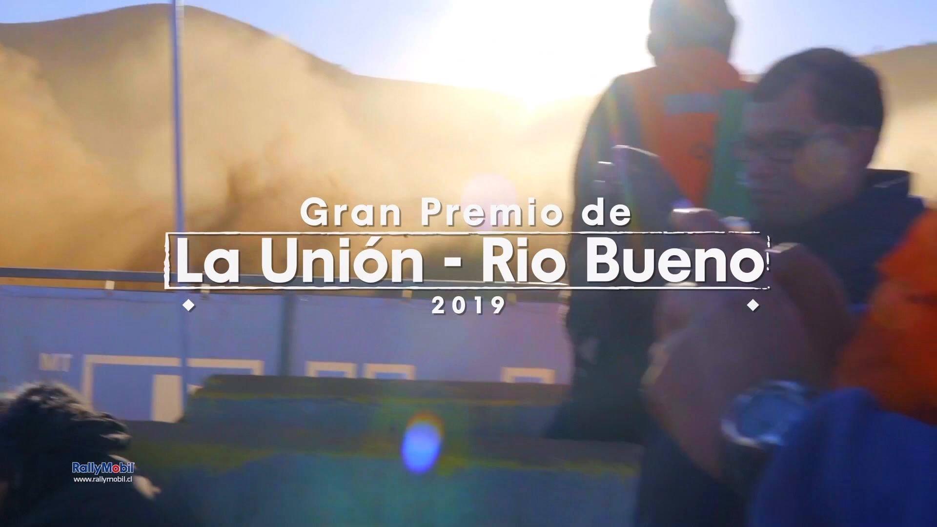RallyMobil La Unión - Río Bueno