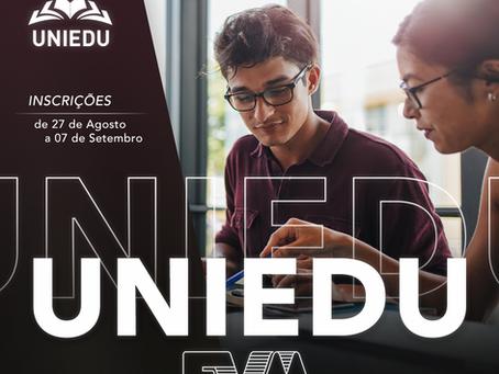 Programa de Bolsas UNIEDU | Inscrições