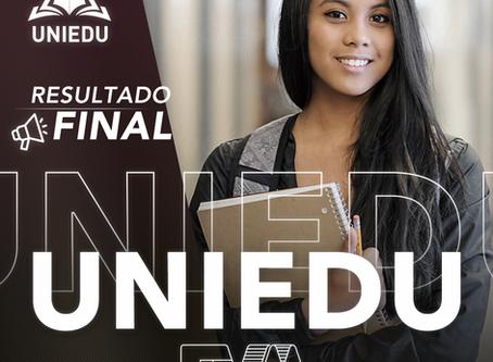 Programa de Bolsas UNIEDU | Resultado