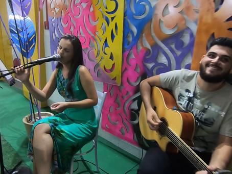 Volta às aulas da FVA traz música e integração aos acadêmicos