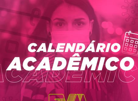 Reestruturação do Calendário Acadêmico
