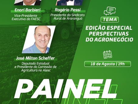 Painel FVA debate protagonismo do agronegócio no Extremo-Sul