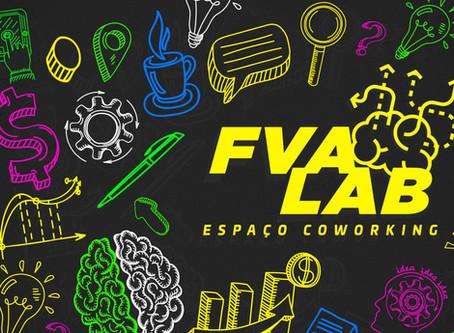 Espaço de coworking da FVA une criatividade e inovação