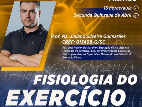 Inscrições Abertas: Curso Prático em Fisiologia do Exercício