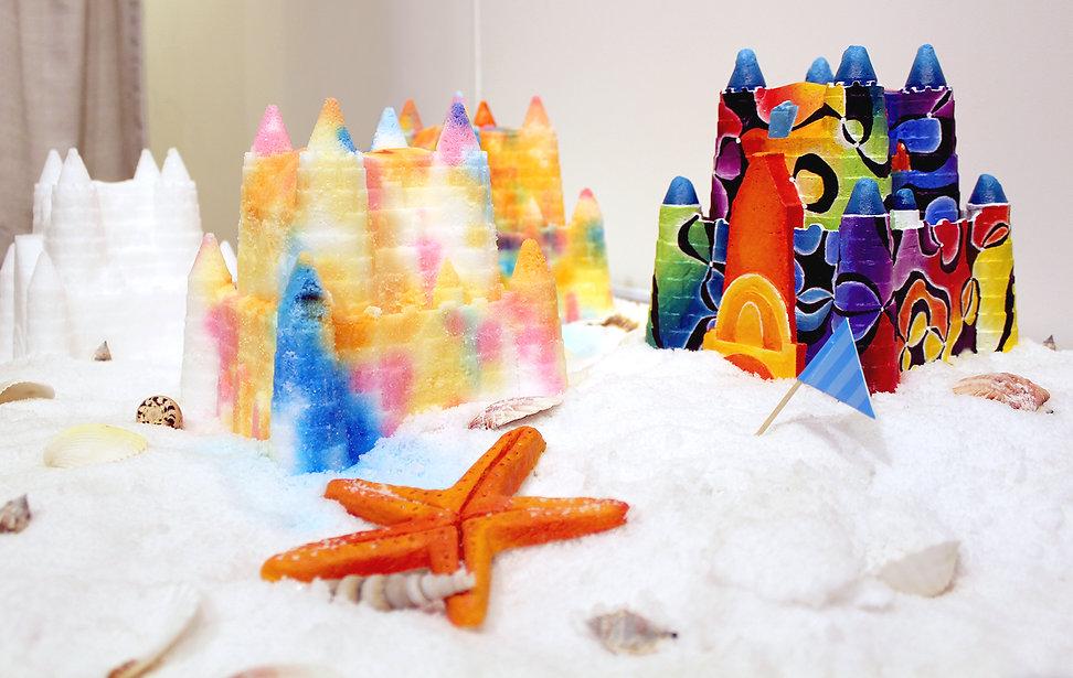 Crumbling Castles Exhibition