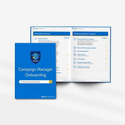 Onboarding Booklets