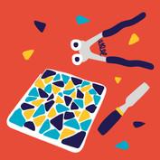 Mosaic Tile Making