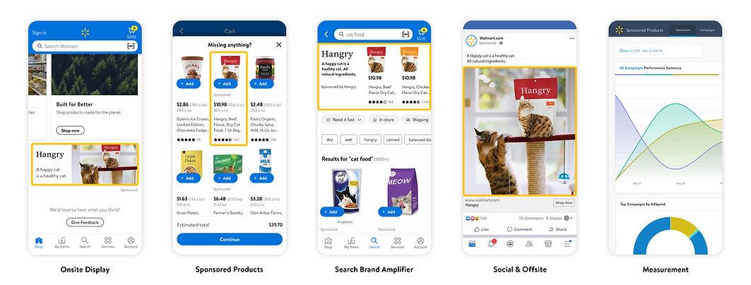 Walmart Connect Advertising Capabilities