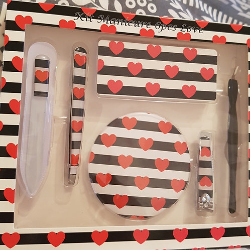 Romantic Manicure set.