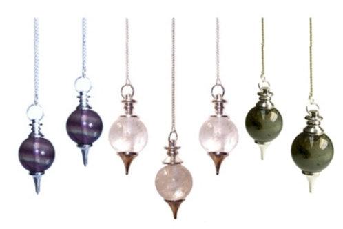 Chystal Pendulum