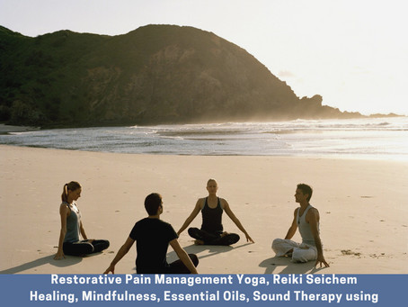 Restorative Pain Management Yoga