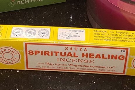 Spiritual Healing Satya Incense Sticks 15g