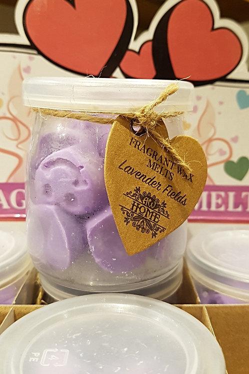 Sleep Well Lavender Field Soya Wax Melts