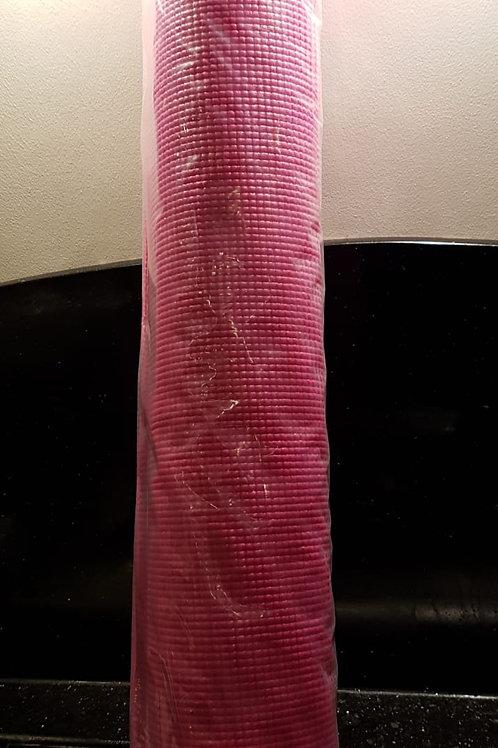 Yoga / Pilates Mat Non Slip Pink