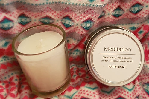 Blessed Meditation Candles