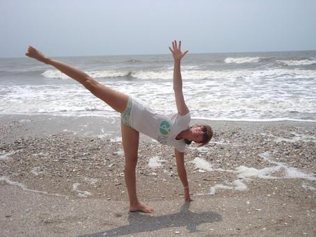 yoga your skin!