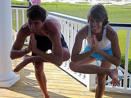 yoga y'all!
