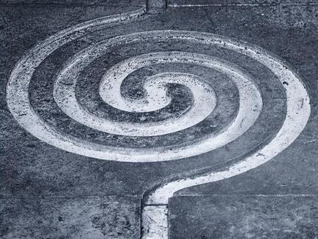 labyrinth meditation