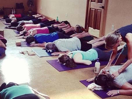 this 'yoga thing'