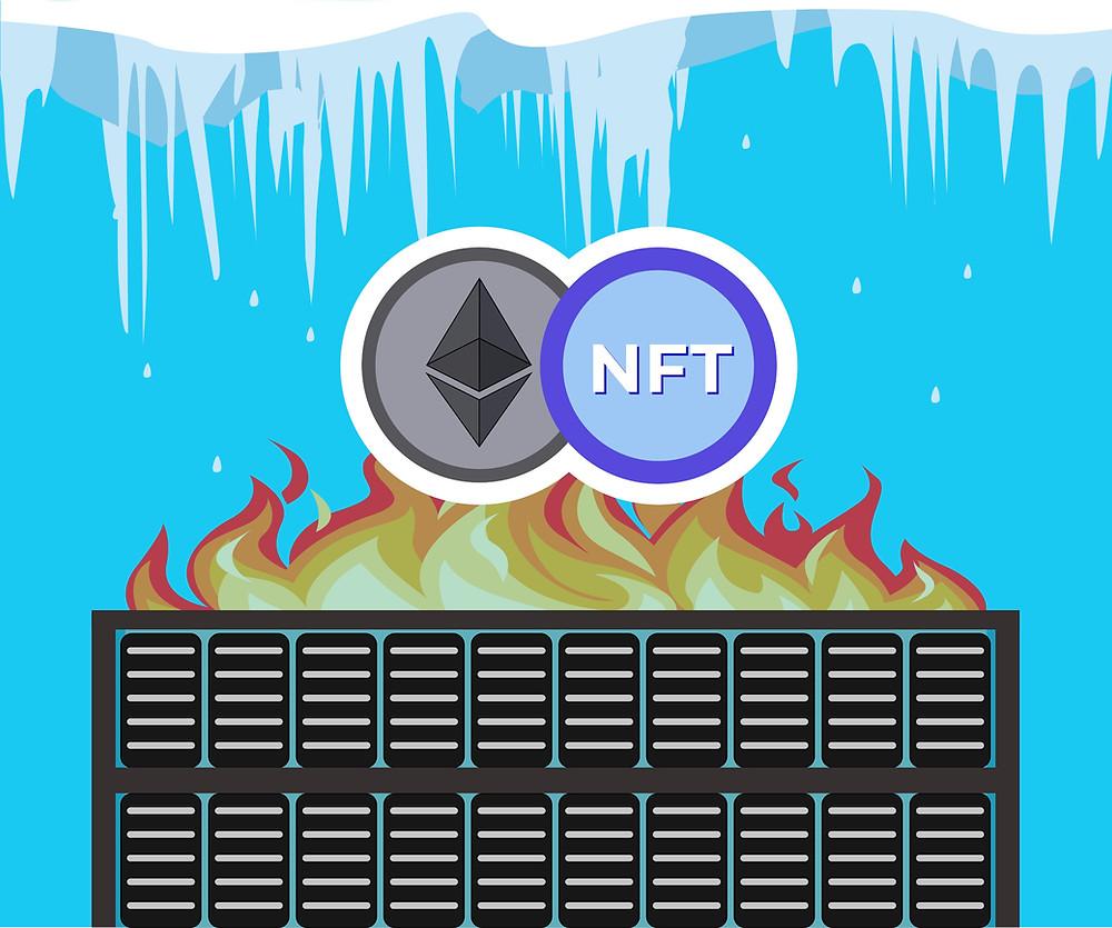 NFT illustration
