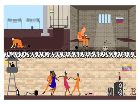 The Prison Paradigm