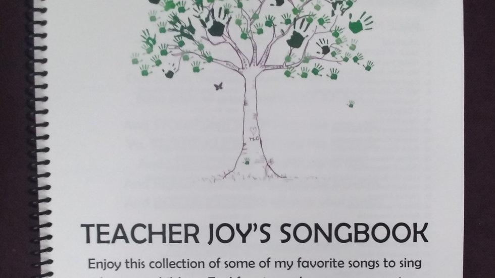 Teacher Joy's Songbook