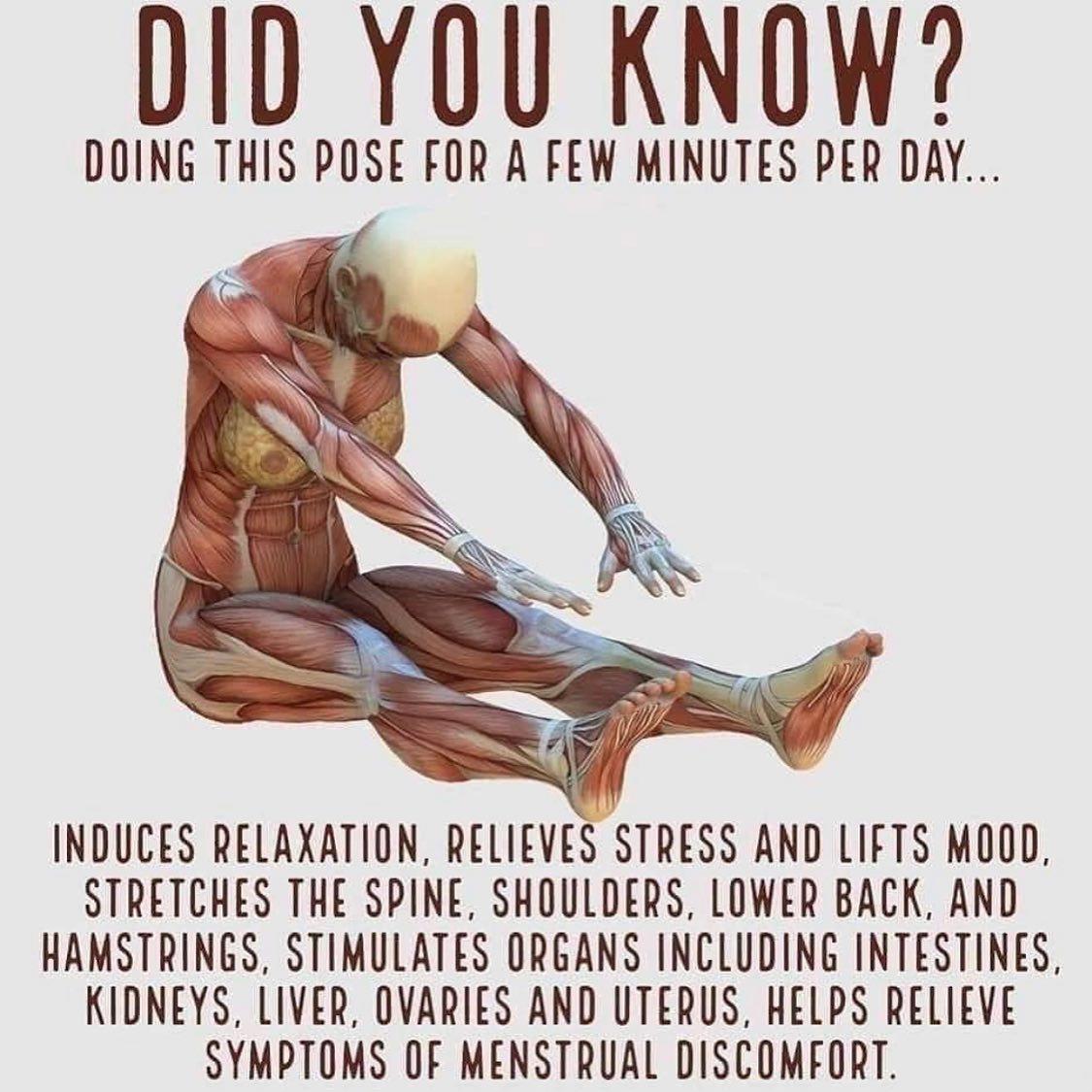 Neuro Stretch Pose