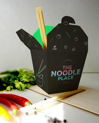 'The Noodle Place' - the real deal!