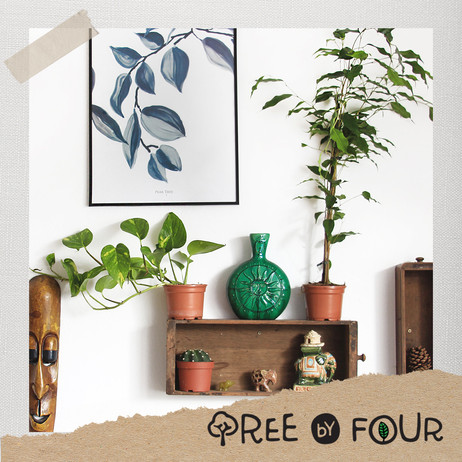 Tree by Four
