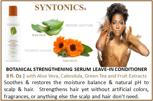 Botanical Strengthening Serum