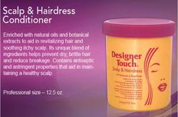 DT:  Scalp & Hairdress Conditioner