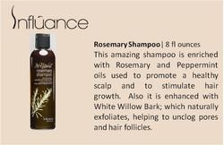 Influance Rosemary Shampoo