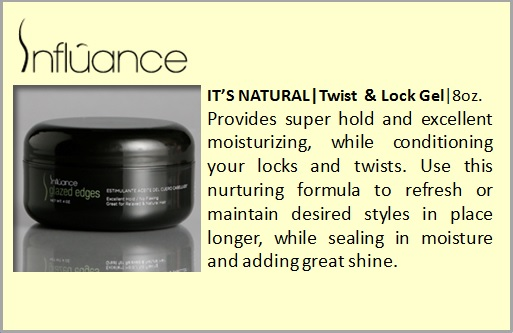 I Twist and Lock Gel