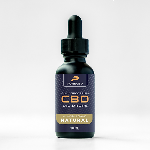 Pure CBD Full spectrum CBD