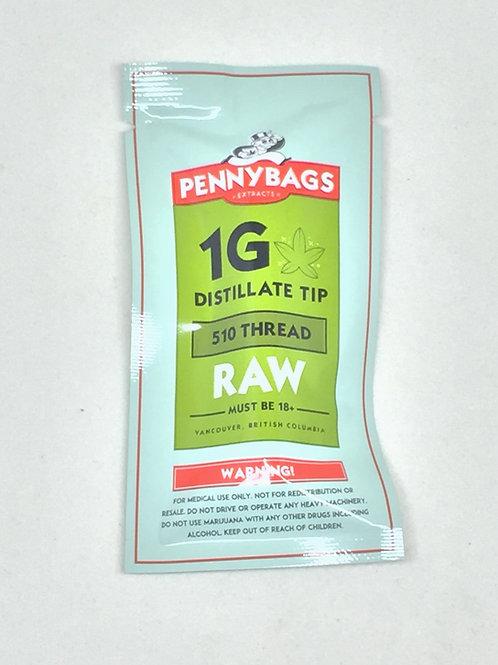 Pennybags Distillate Tip