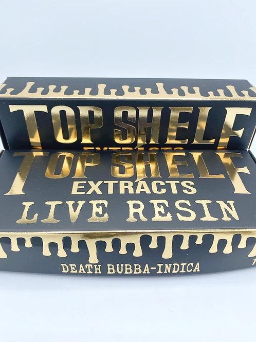 Top Shelf Live Resin
