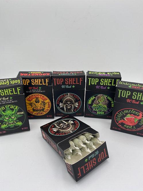 Top Shelf Pre Roll Cone Packs