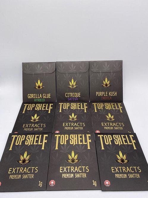 Top Shelf Premium Shatter