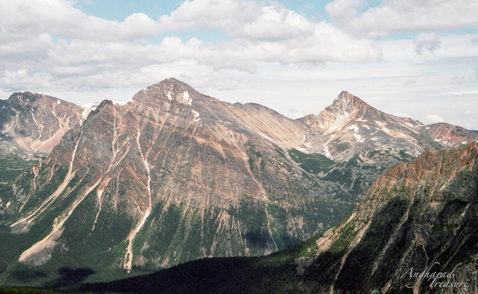 Mount Edith Caval